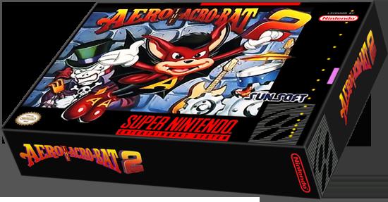 Aero The Acro Bat 2 Details Launchbox Games Database