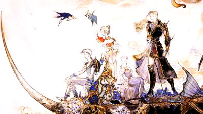 Final Fantasy V - Fanart - Background