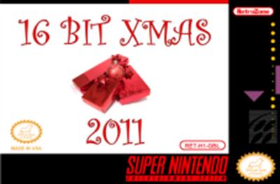 16 Bit XMAS 2011