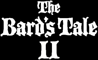 The Bard's Tale II: The Destiny Knight - Clear Logo