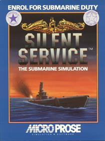 Silent Service: The Submarine Simulation