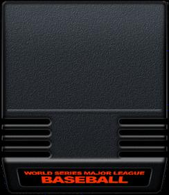 World Series Major League Baseball - Cart - Front
