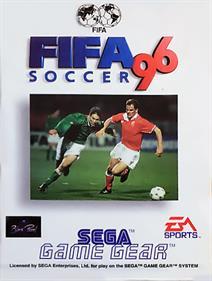 FIFA Soccer 96 - Box - Front