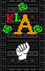 Klax - Screenshot - Game Title
