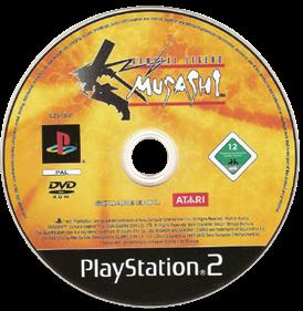 Musashi: Samurai Legend - Disc