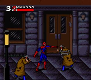 Spider-Man Venom: Maximum Carnage - Screenshot - Gameplay