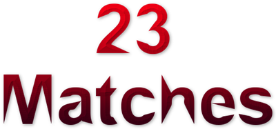 23 Matches (Creative Computing) - Clear Logo