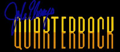 John Elway's Quarterback - Clear Logo