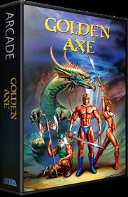 Golden Axe - Box - 3D
