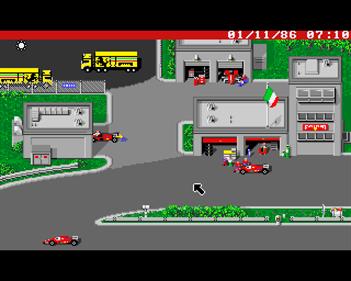 Ferrari Formula One - Screenshot - Gameplay