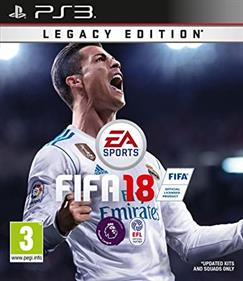 FIFA 18: Legacy Edition - Box - Front