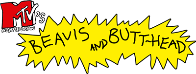 Beavis and Butt-head - Clear Logo