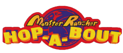 Monster Rancher Hop-A-Bout - Clear Logo
