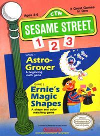 Sesame Street 1 2 3