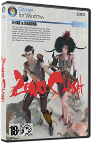 Zeno Clash - Box - 3D