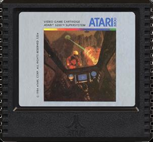 Rescue on Fractalus! - Cart - Front