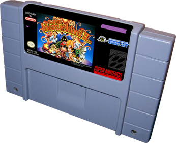 Super Adventure Island II - Cart - 3D