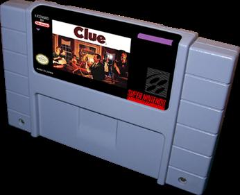 Clue - Cart - 3D