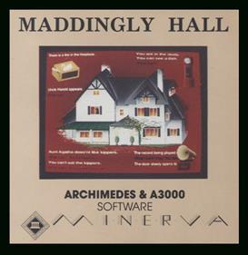 Maddingly Hall