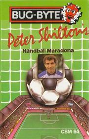 Peter Shilton's Handball Maradona!