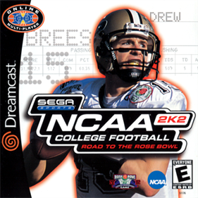 NCAA College Football 2K2
