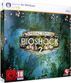 BioShock 2 - Box - 3D