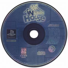 WWF In Your House - Disc