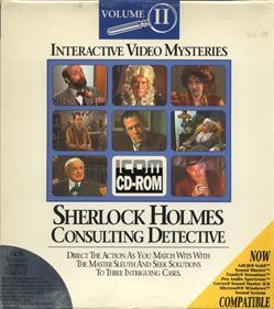 Sherlock Holmes: Consulting Detective Volume II