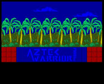 Aztex - Screenshot - Game Title