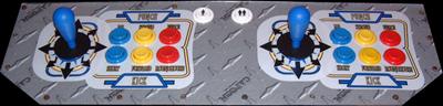 Street Fighter Alpha 2 - Arcade - Control Panel