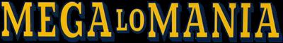 Mega lo Mania - Clear Logo