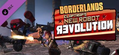 Borderlands: ClapTrap's New Robot Revolution