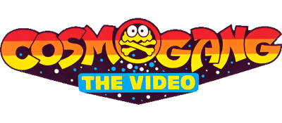 Cosmo Gang: The Video - Clear Logo