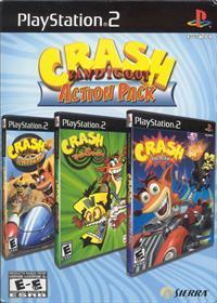 Crash Bandicoot Action Pack