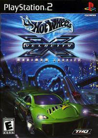 Hot Wheels Velocity X: Maximum Justice