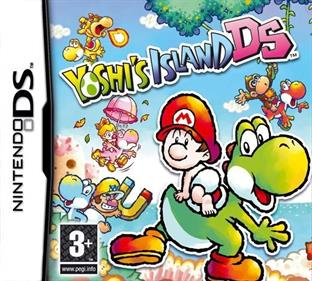 Yoshi's Island DS - Box - Front