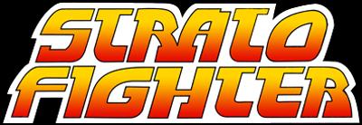 Raiga: Strato Fighter - Clear Logo