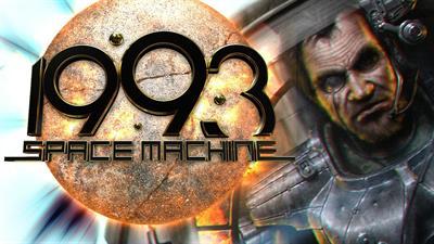 1993 Space Machine - Fanart - Background