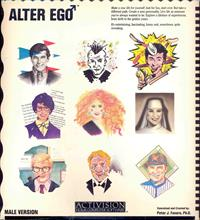 Alter Ego - Male Version