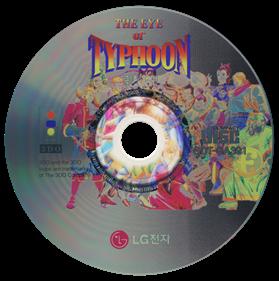 The Eye of Typhoon - Disc