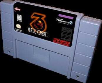 Mortal Kombat 3 - Cart - 3D