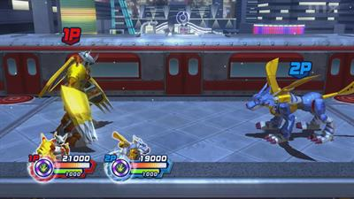 Digimon All-Star Rumble - Screenshot - Gameplay