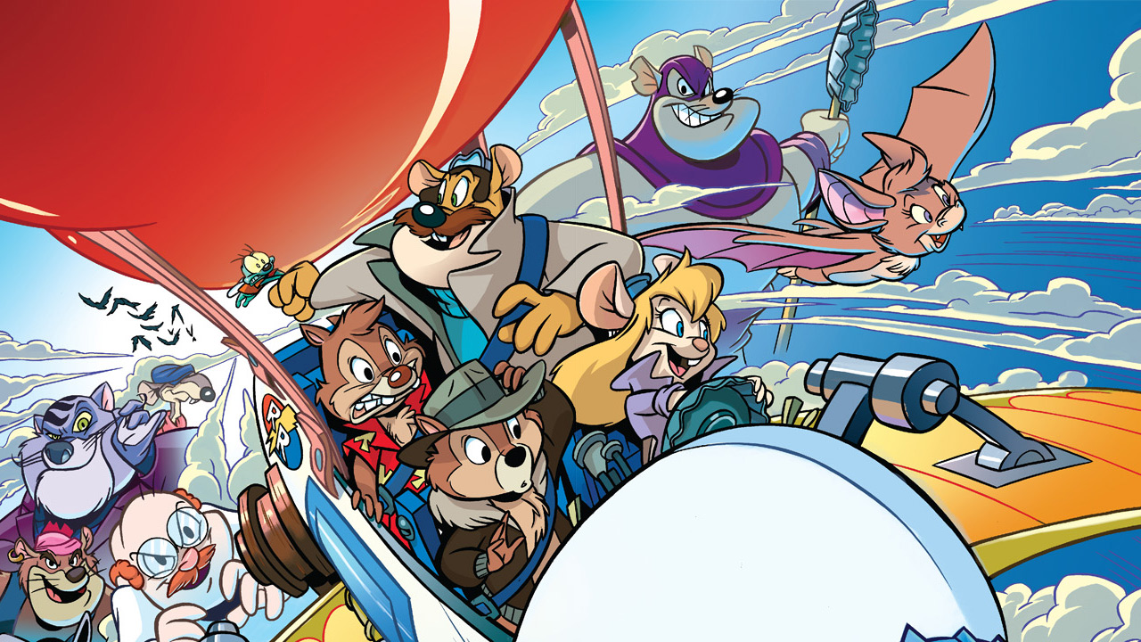 Chip 'N Dale Rescue Rangers Details - LaunchBox Games Database
