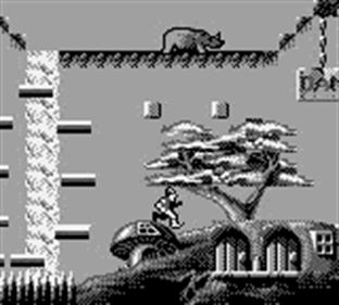 Dragon's Lair: The Legend - Screenshot - Gameplay
