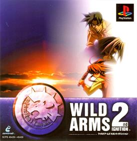 Wild Arms 2 - Box - Front