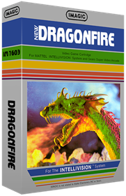 Dragonfire - Box - 3D