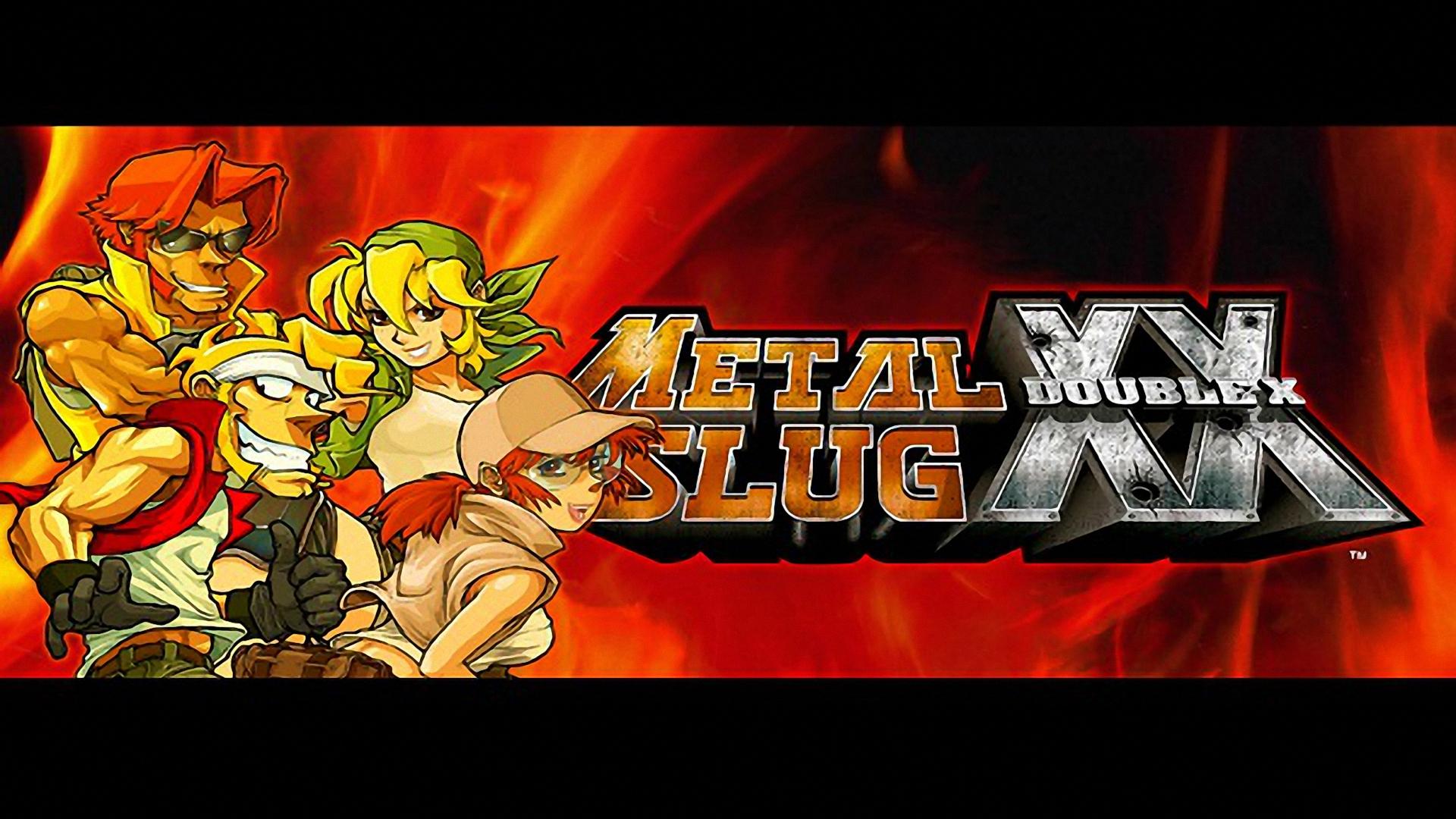 metal slug xx details
