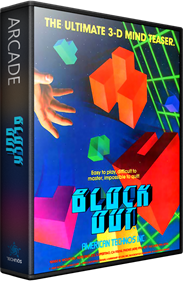 Block Out - Box - 3D