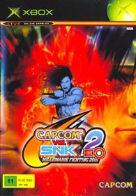 Capcom vs. SNK 2 EO - Box - Front