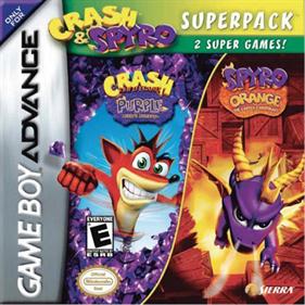 Crash & Spyro Superpack: Spyro Orange: The Cortex Conspiracy + Crash Bandicoot Purple: Ripto's Rampage